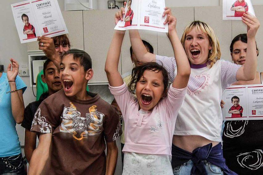How C4C Changes Children's Lives